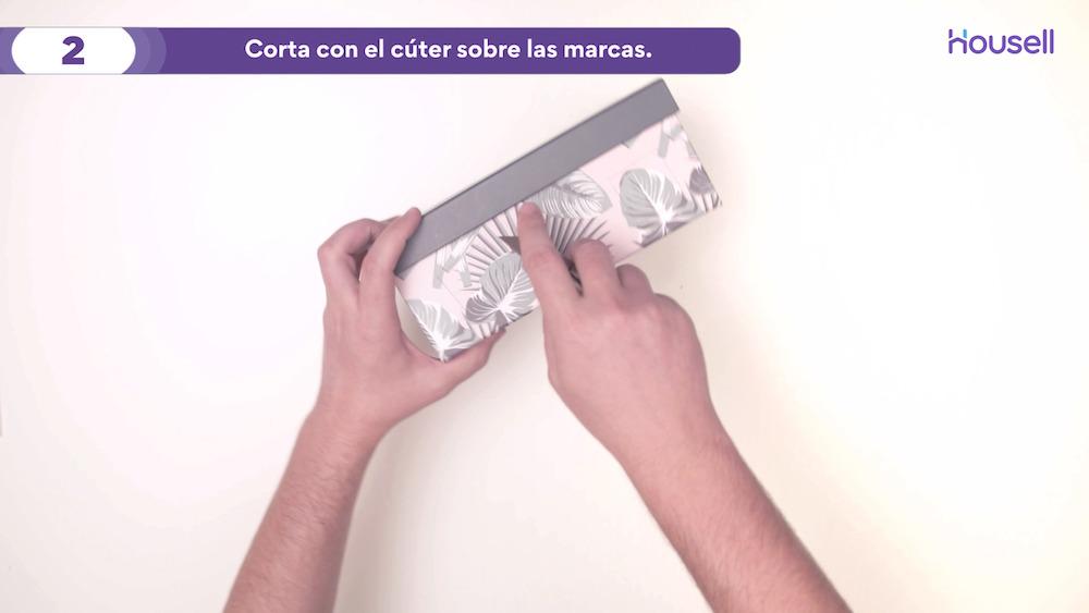 29.05 - DIY Organizador De Cables 3 Filtro
